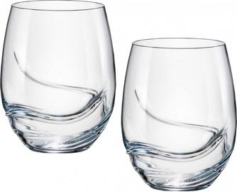 Bohemia Whiskey Glass Turbulence 500ml 2pcs