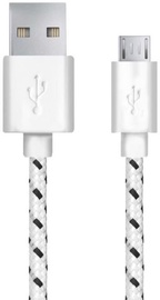 Esperanza Braided Cable USB to USB-micro 1m