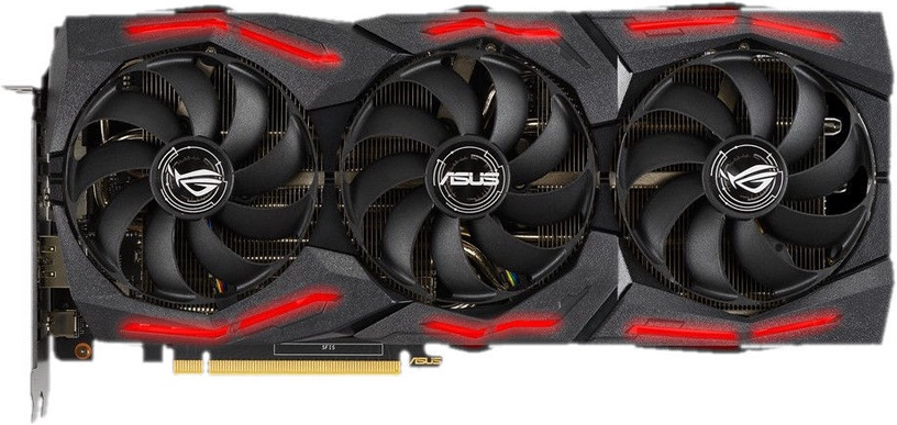Asus ROG Strix GeForce RTX 2060 Super Evo V2 Advanced 8GB GDDR6 PCIE ROG-STRIX-RTX2060S-A8G-EVO-V2-GAMING