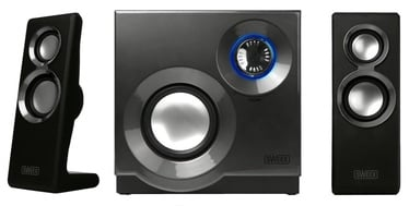 Sweex Purephonic 2.1 Speaker Set Black/Silver