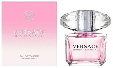 Kvepalai Versace Bright Crystal 50ml EDT