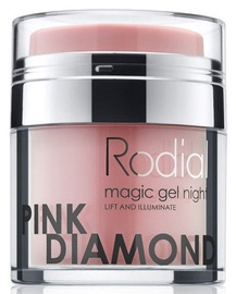 Sejas krēms Rodial Pink Diamond Magic Gel Night, 50 ml