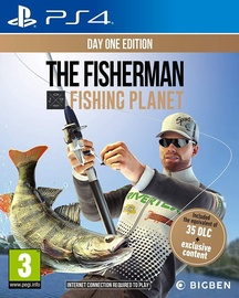 Fisherman - Fishing Planet Day One Edition PS4