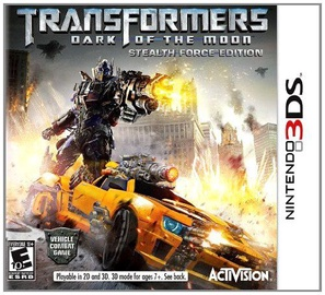 Transformers: Dark of the Moon Stealth Force Edition 3DS