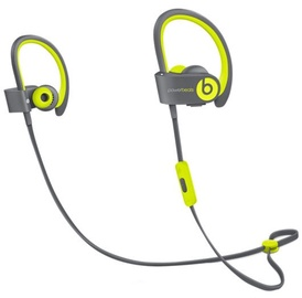 Ausinės Beats Powerbeats2 Wireless Active Collection Shock Yellow