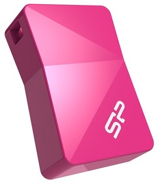 Silicon Power 16GB Touch T08 USB 2.0 Pink
