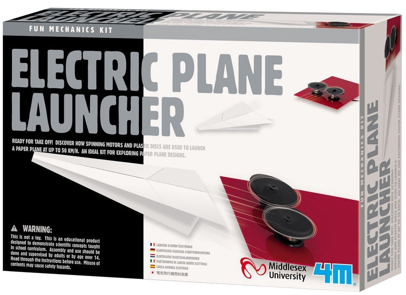 4M Electric Plane Launcher 3906