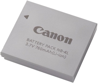 Canon battery NB-4L 760 mAh