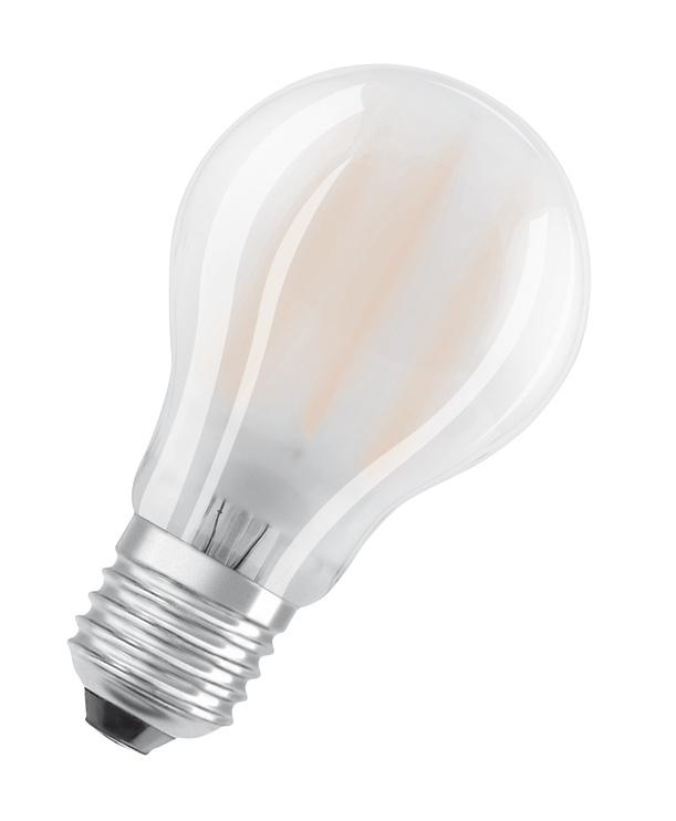 LAMP LED A60 7W E27 2700K 806LM MATT 2VN