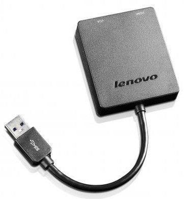 Lenovo Universal USB To VGA/HDMI Adapter