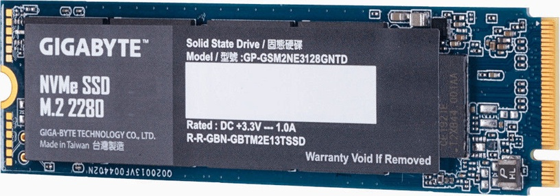 Gigabyte M.2 PCIe SSD 1TB
