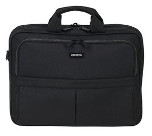 Сумка для ноутбука Dicota Scale, черный, 14″