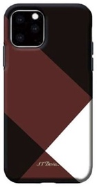 Devia Simple Style Grid Back Case For Apple iPhone 11 Pro Red