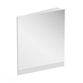 Veidrodis Ravak 10° 550 L White, kabinamas, 55x75 cm