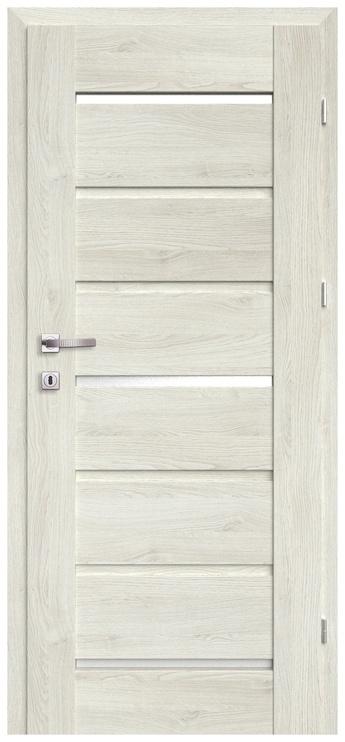 Полотно межкомнатной двери Classen Door Greco M7 Oak Grey Right 844x2035mm