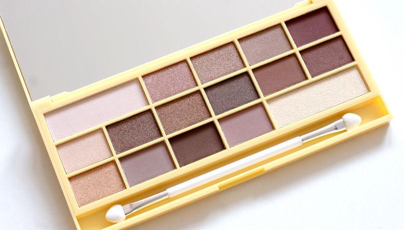 Makeup Revolution London I Love Makeup Naked Chocolate Palette 22g