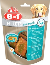 8in1 Fillets Pro Breath S 80g