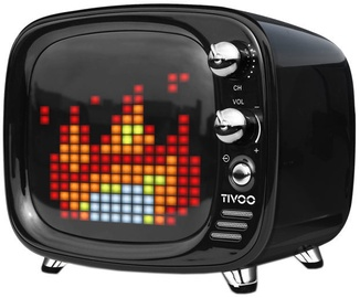 Divoom Tivoo Bluetooth 5.0 Portable Speaker Black