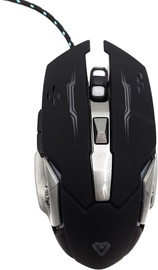 Media-Tech Cobra Pro Borg Optical Gaming Mouse Black