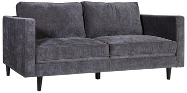 Sofa Home4you Spencer-3 21636 Dark Gray, 198 x 86 x 86 cm