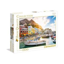 Puzle Clementoni Capri 31678, 1500 gab.
