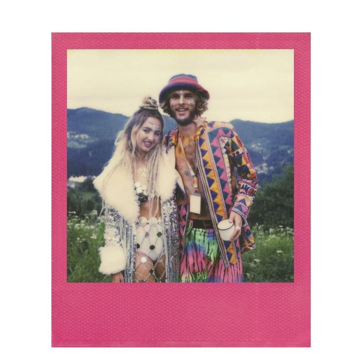 Polaroid Color 600 Film 8 Sheets