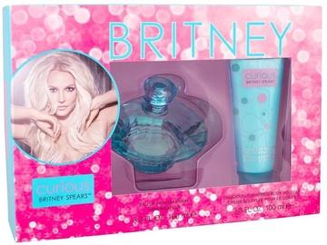 Britney Spears Curious 100ml EDP + 100ml Body Souffle