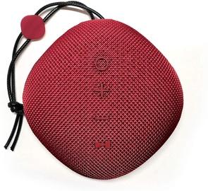 Bezvadu skaļrunis Platinet PMG11 Red, 6 W