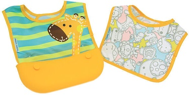 Marcus & Marcus Travel Bib 2pcs Lola