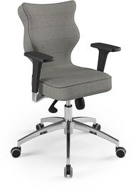 Entelo Perto Poler Office Chair TW03 Gray