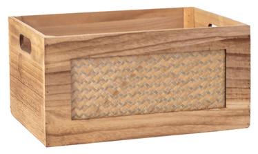 Home4you Cupra-1 Wood Box Brown