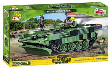 Cobi Small Army Stridsvagn 103C 2498