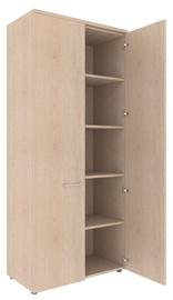Skyland XTEN Office Cabinet XHC 85.1 Tiara Beech