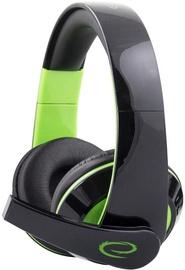 Ausinės Esperanza EGH300 Gaming Headphones Green