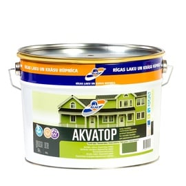 Rilak Akvatop Outdoor Emulsion Paint Dark Green 9l