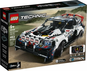 Конструктор Lego Technic App Controlled Top Gear Rally Car 42109