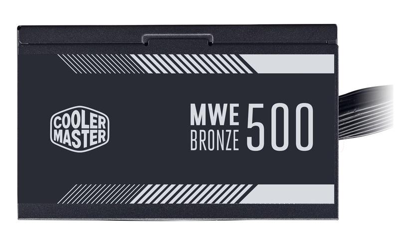 Cooler Master MWE Bronze 500 V2