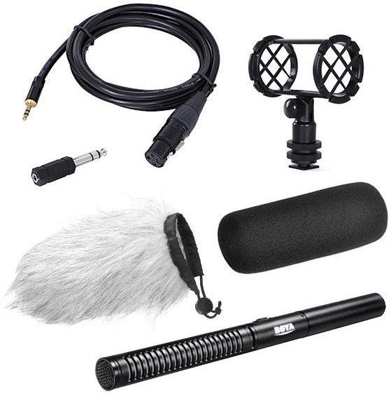 Boya Shotgun Microphone BY-PVM1000