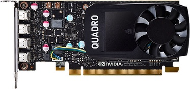Dell Quadro P620 2GB GDDR5 PCIE Full-Height 490-BEQV