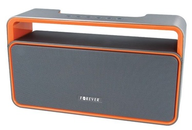 Belaidė kolonėlė Forever Bluetooth Speaker BS-600 Grey/Orange