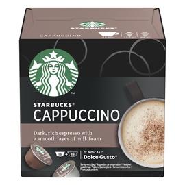 Kavos kapsulės Starbucks Capuccino Dolce Gusto, 120 g