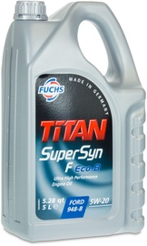 Fuchs Titan Supersyn F Eco-B 5W20 Engine Oil 5l