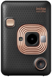 Fujifilm Instax Mini LiPlay Elegant Black (pažeista pakuotė)