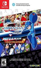 Игра Nintendo Switch Mega Man Legacy Collection 1 + 2 SWITCH