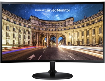 "Monitorius Samsung C24F390, 23.5"", 4 ms"