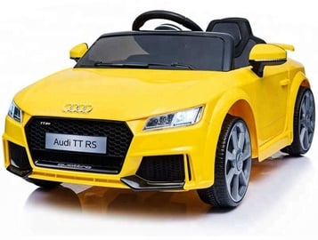 Audi TT RS Yellow 12V WDJE1198