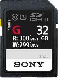 Sony 32GB SDHC UHS-II U3 Class 10