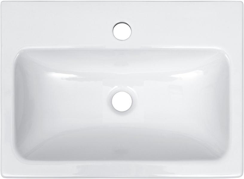Vonios spintelė su praustuvu Riva SA49C-21
