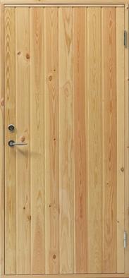 Дверь Jeld-Wen Suvila, сосновый, 207.8 см x 88.8 см x 9.2 см