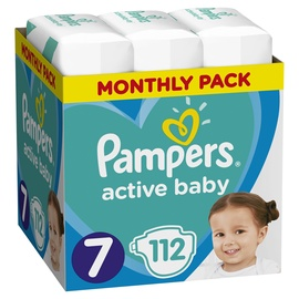 Pampers Active Baby S7 112